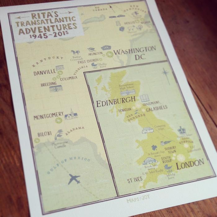 Transatlantic Adventures